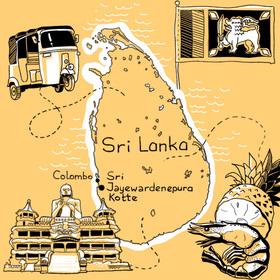 Местное мототакси «тук-тук» —основной вид транспорта для туристов